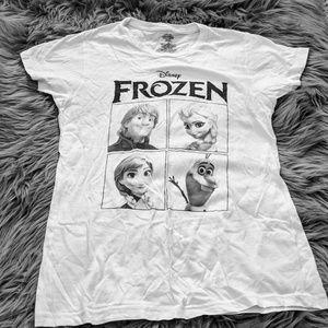 Disney Frozen Characters Tee ❄️ L